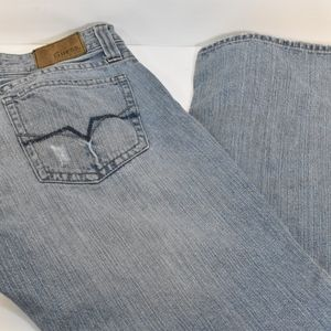Men's Guess Rowland Jeans Light Wash 34/30